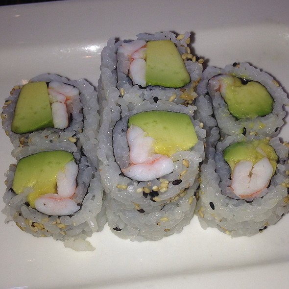 Shrimp Avocado R - Feng Asian Bistro and Hibachi, Canton, CT