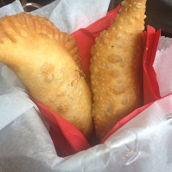 Chicken Empanadas @ La Tasca