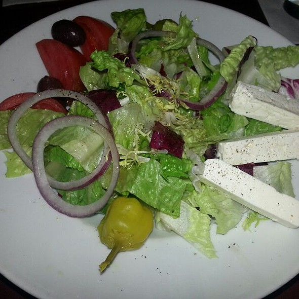 Greek Salad - Harry's Savoy Grill, Wilmington, DE