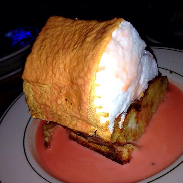 Bread Pudding @ Nates Seafood & Steak House