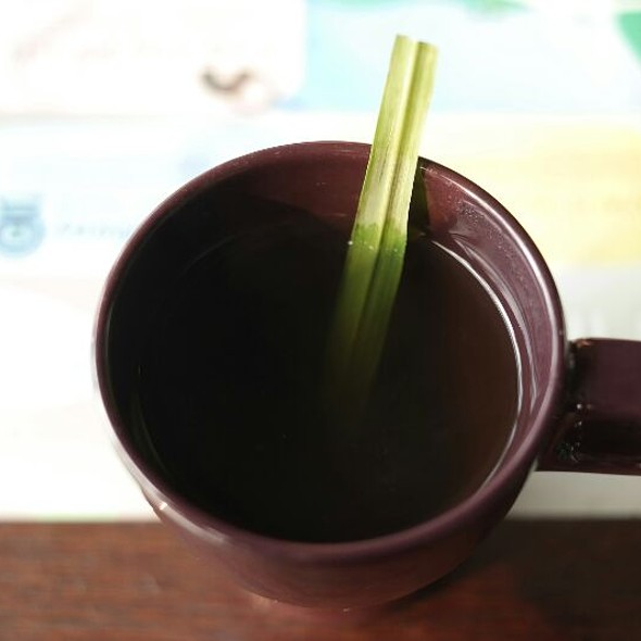 Lemon Grass Tea @ Bollywood Veggies Pte Ltd
