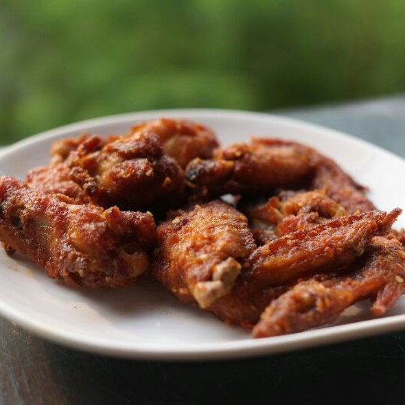 Bum Burner Wings @ Bollywood Veggies Pte Ltd