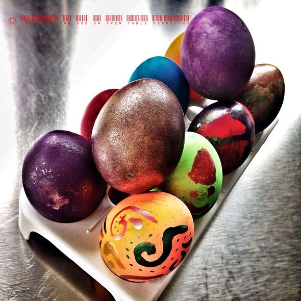Happy Easter! @ Casa De Peaches