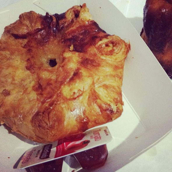 Lamb Shank Pie @ Black Star Pastry