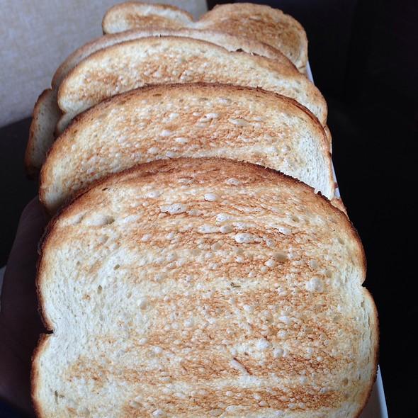 Toast - Q Kitchen Bar - Hyatt Regency, San Antonio, TX