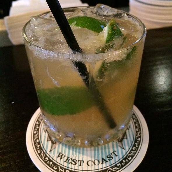 Signature Margarita - City Oyster & Sushi Bar, Delray Beach, FL