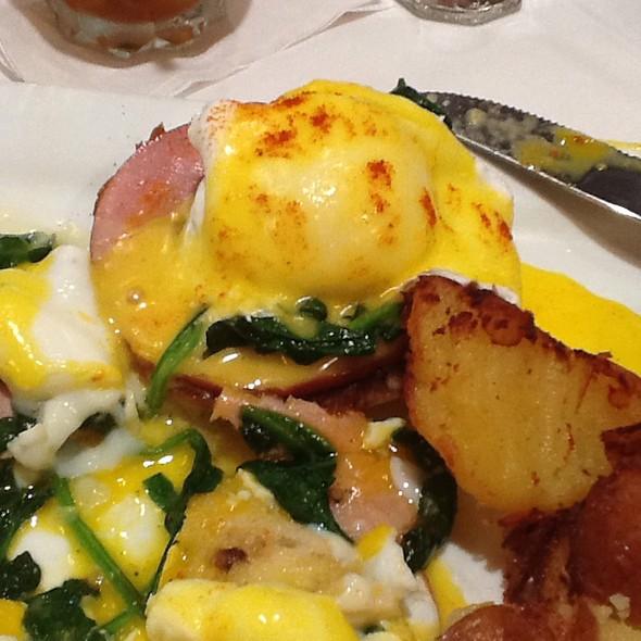 Eggs Benedict - Dudley's on Short, Lexington, KY