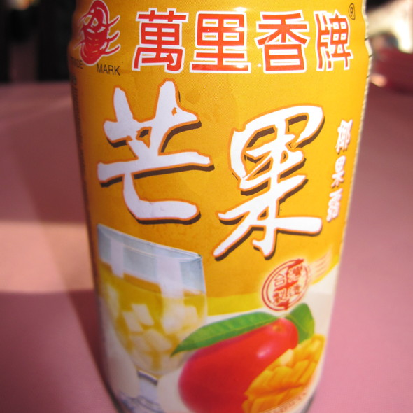 Mango drink @ Shopping Centre Oriental