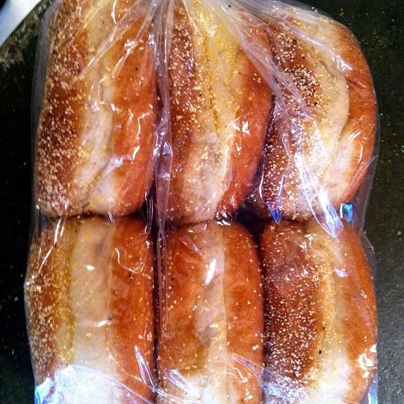 Half Dozen English Muffins @ Model Bakery