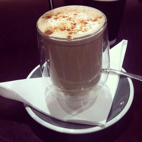 Chai Latte @ What The Fudge Cabramatta