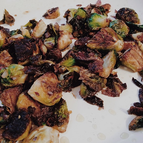 Brussel Sprouts With Onions @ EveryoneKnowsYourName