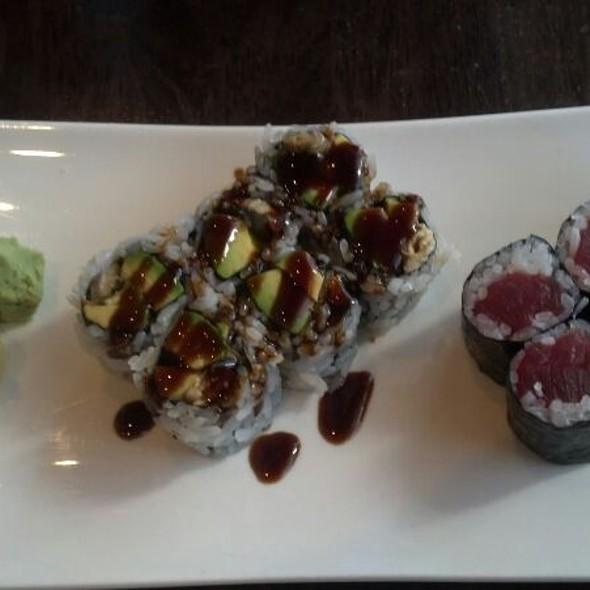 Spicy Tuna And Eel Avocado Rolls - Arbor Bistro, New York, NY