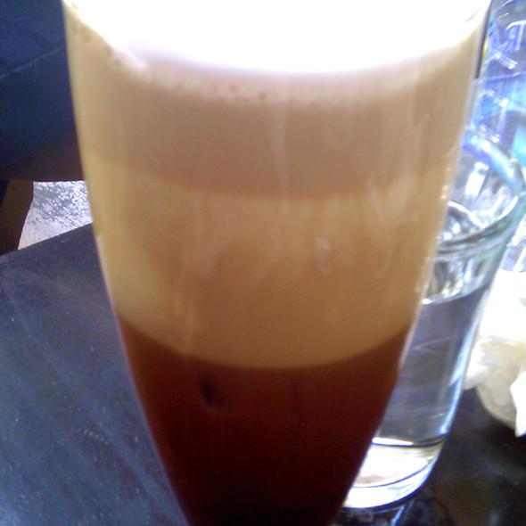 ice cappuccino @ Millenium