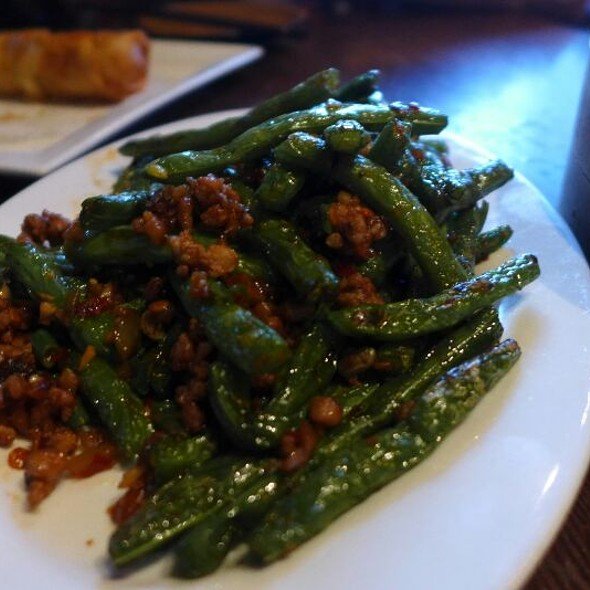 Fried Long Beans @ Paradise Dynasty (ION Orchard)