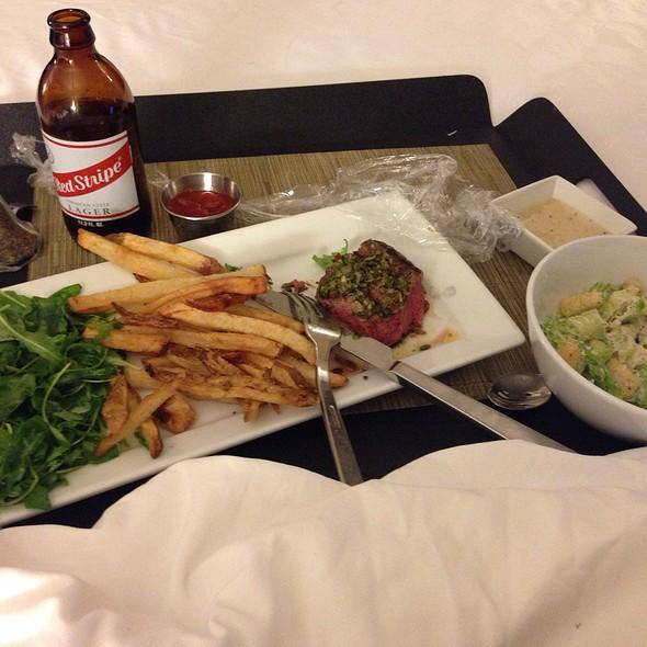 Sirloin Steak Dinner @ Sheraton Hotel Ann Arbor