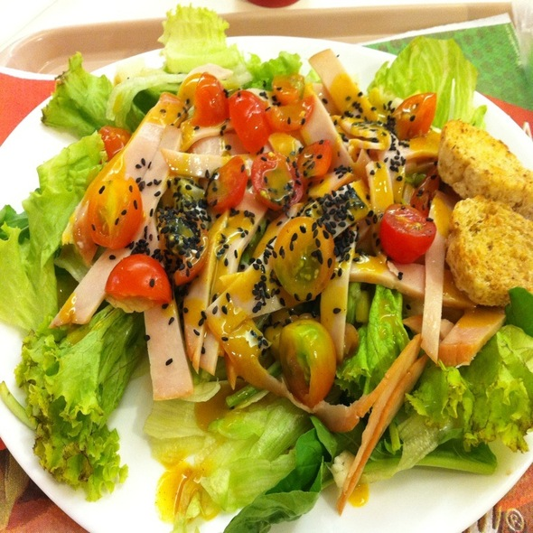 Salada Tropicália @ RedBake
