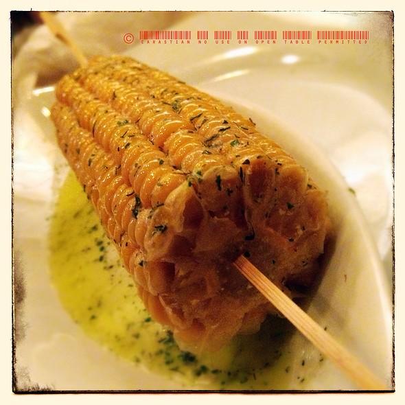 Corn On The Cob @ Grillrestaurant Rusticana