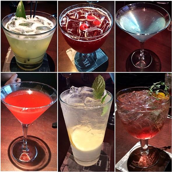 Cocktails @ Yard House Orlando