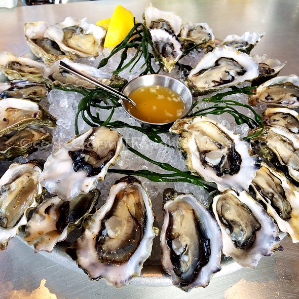Oysters @ Waterbar