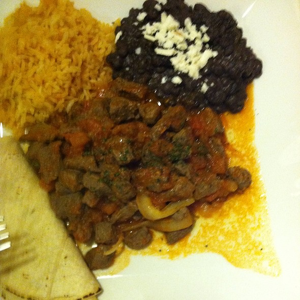 Mexican Beef Tips - Isabel, Philadelphia, PA