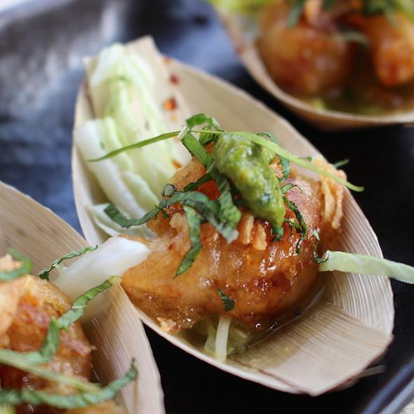 Crispy Thai Shrimp  @ Earls Kitchen + Bar