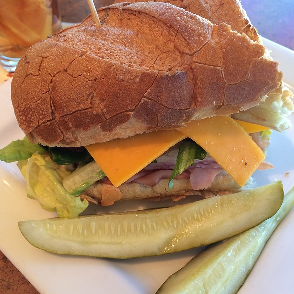 Sandwich @ Chef Jimmy's Bistro & Spirits