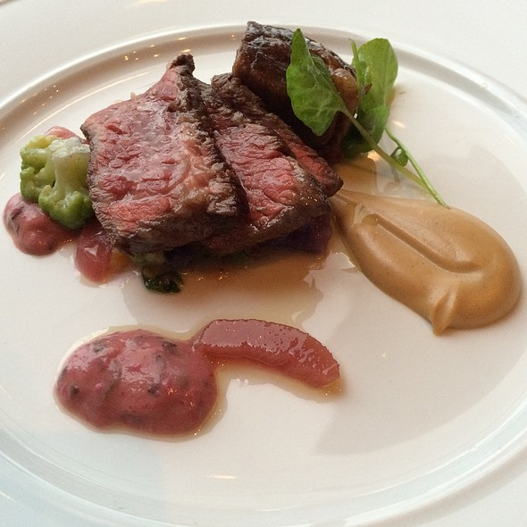 Wagyu Beef Done Two Ways - Frasca Food and Wine, Boulder, CO