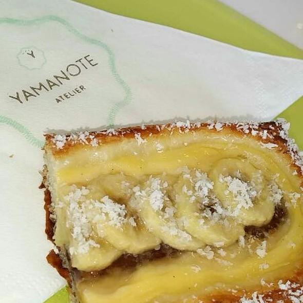 Banana Coconut Pastry  @ Yamanote Atelier