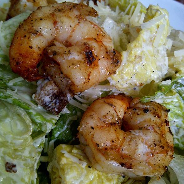 Cesar Salad With Grilled Shrimp - Terra Terroir, Atlanta, GA