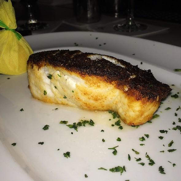 Blackened Chilean Sea Bass - Mastro's Ocean Club - Las Vegas, Las Vegas, NV