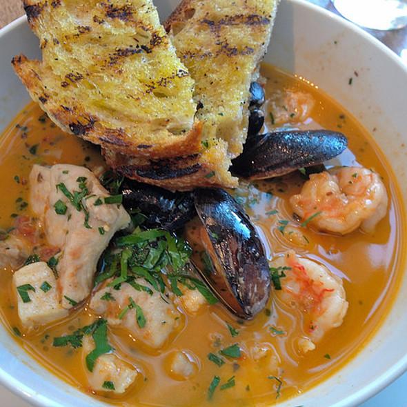 Seafood Panroast @ St. Cecilia
