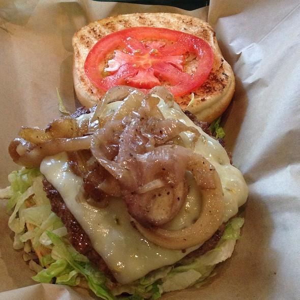 Cheese Burger Royale