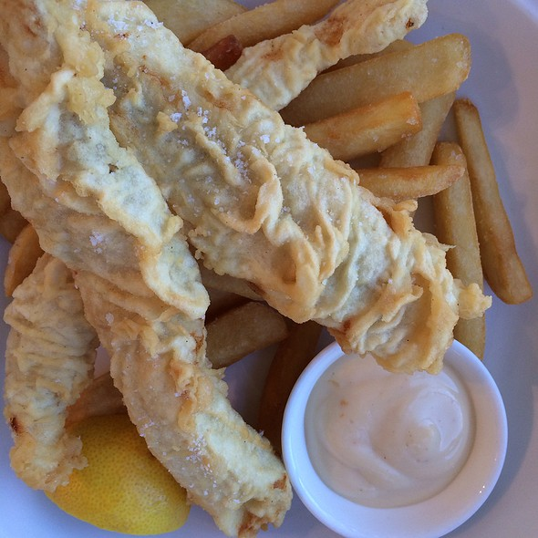 Fish and Chips @ Jones The Grocer