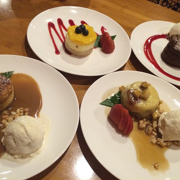 Dessert @ Roy's - Ko' Olina