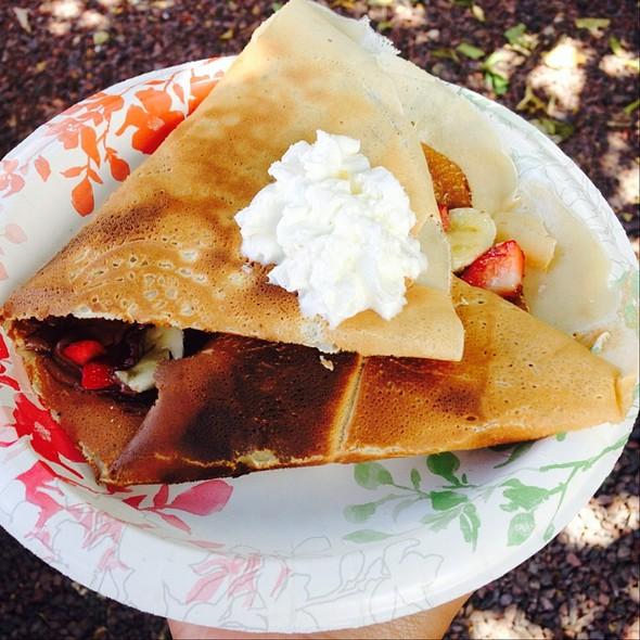 Nutella Crep @ Haleiwa Crepes