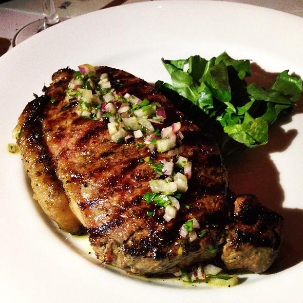 Newyork Steak @ Floridita