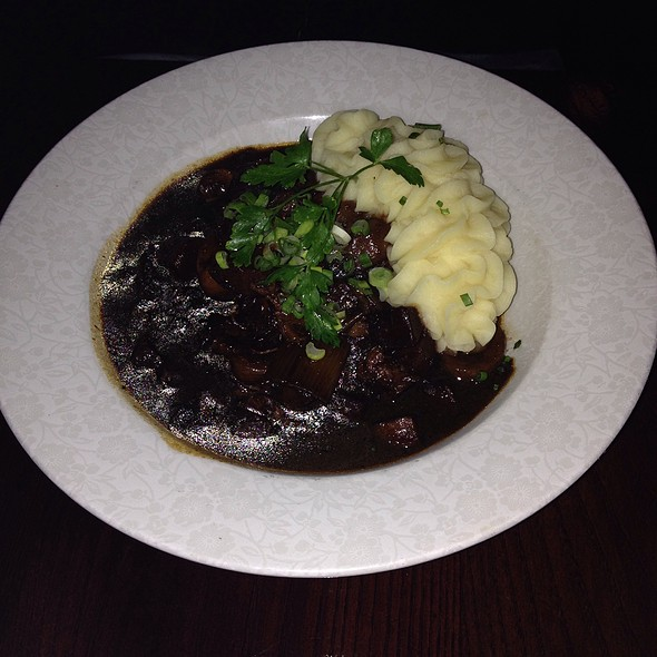 Traditional Irish Guinness Casserole With Beef @ The Old Storehouse