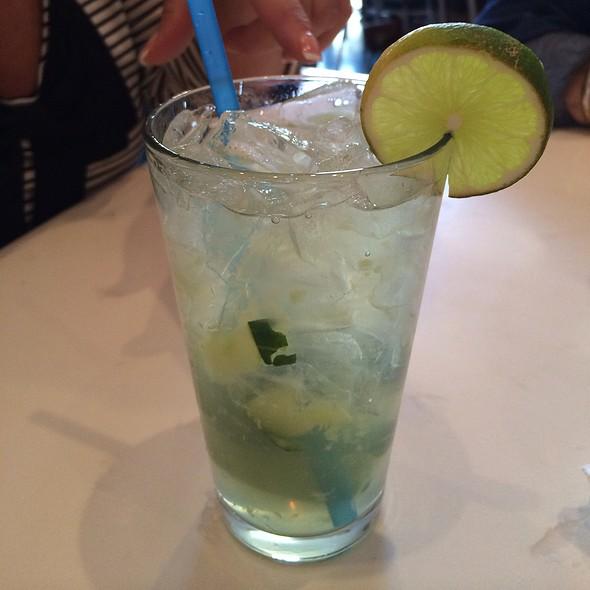 Cucumber Mint Mojito