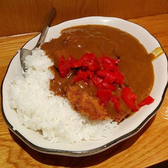 Curry & Katsu @ Menkui Tei