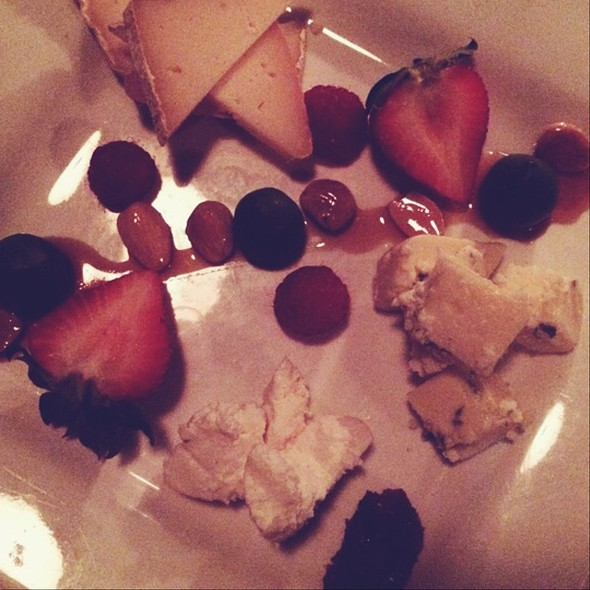 Cheese Plate - Market 17, Fort Lauderdale, FL