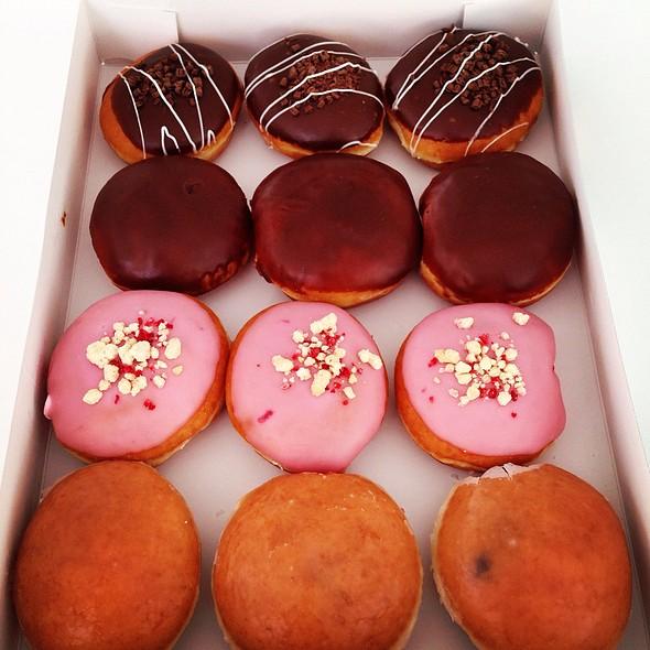 Doughnuts @ Tesco Metro