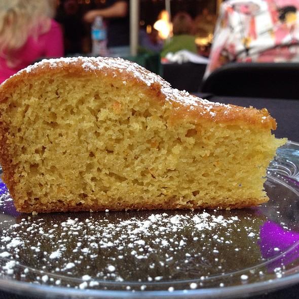 Orange Olive Oil Cake @ Dogwood Arts Festival
