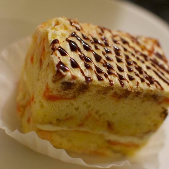 Carrot Cake @ mayflower bakery