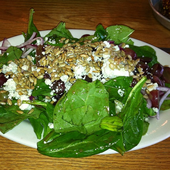 Spinach Salad @ Pies & Pints Pizzeria