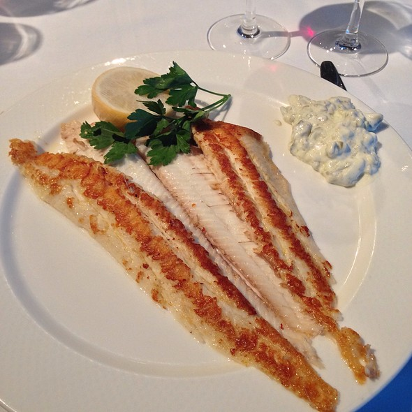 Dover Sole - Smiths Restaurant Wapping, London