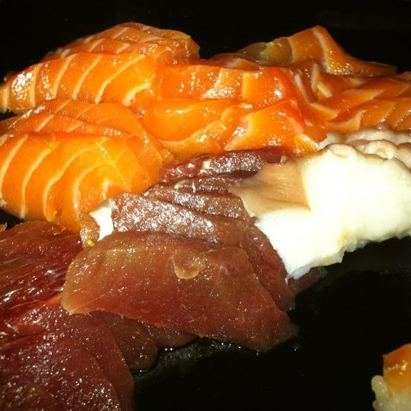 Rodízio Buffet Japonês @ Miraku Sushi Bar