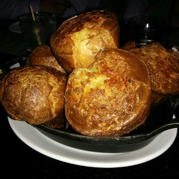 Cheese Bread @ Jacobs & Co Steakhouse