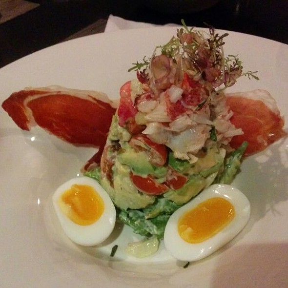 Lobster Cobb Salad @ Jacobs & Co Steakhouse