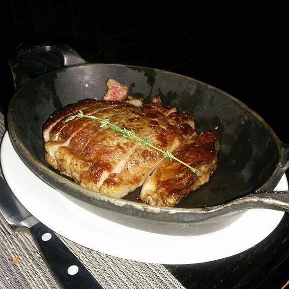 PEI Ribeye Steak @ Jacobs & Co Steakhouse