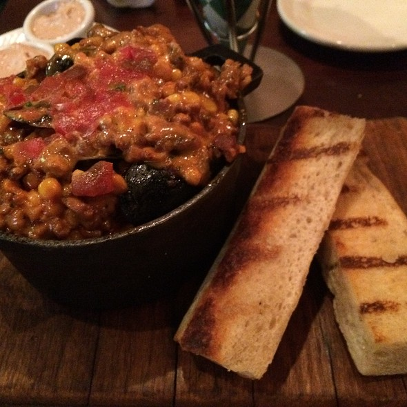 Mussels with chorizo @ Monk Beer Abbey